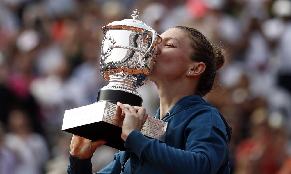 'Estou bem relaxada', diz Simona Halep sobre Roland Garros