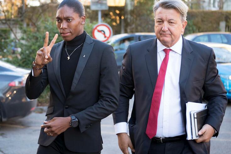 """Governo sul-africano diz que decisão contra Semenya mina """"direitos humanos"""""""