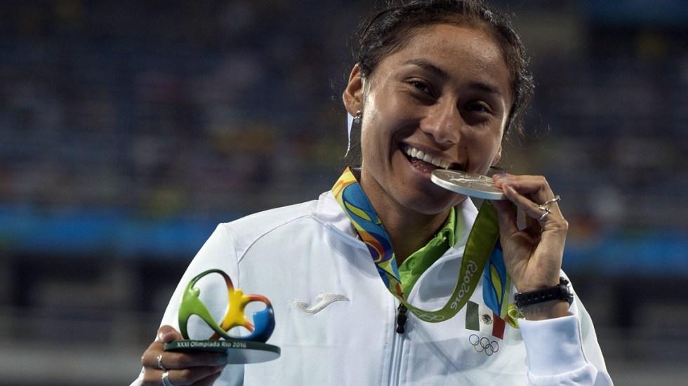 Mexicana, prata na Rio 2016, é suspensa quatro anos por doping