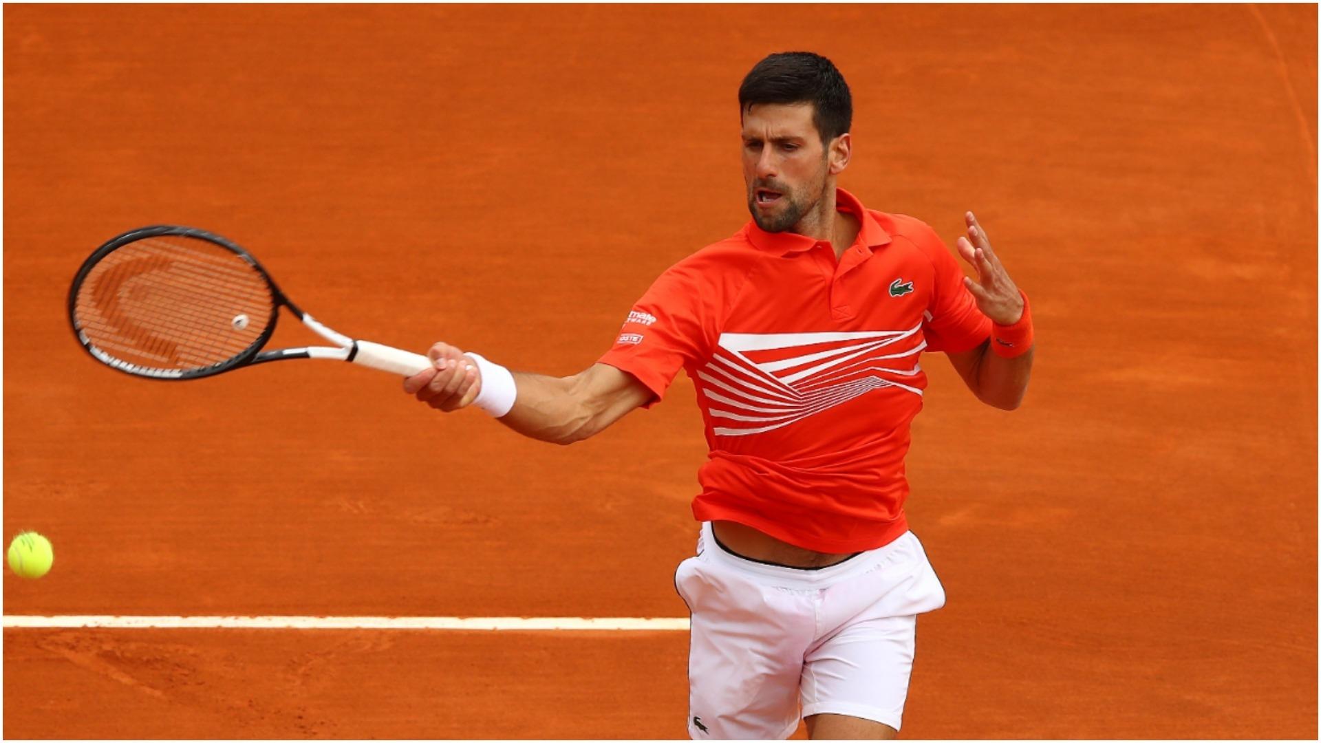 Novak Djokovic bate norte-americano e avança às oitavas em Madri