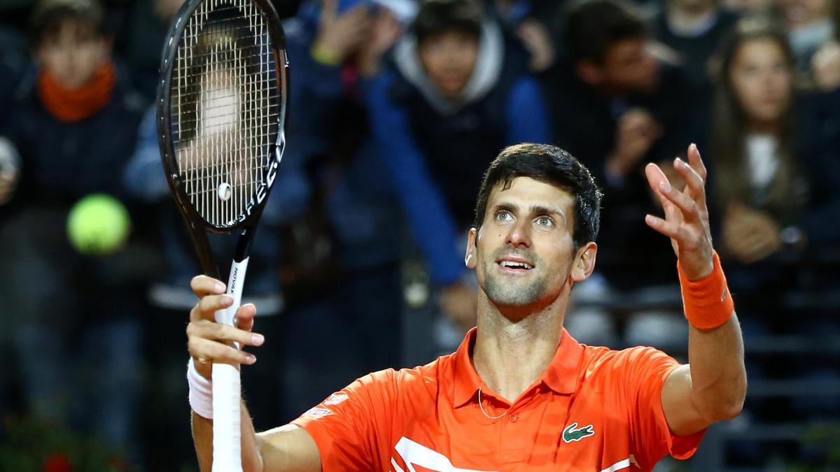 Duelo de titãs: Djokovic e Nadal decidem Masters de Roma