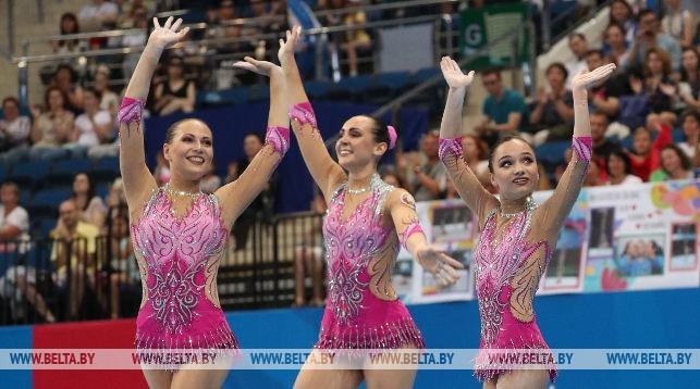 Minsk 2019: Bielorrússia conquista primeira medalha de ouro