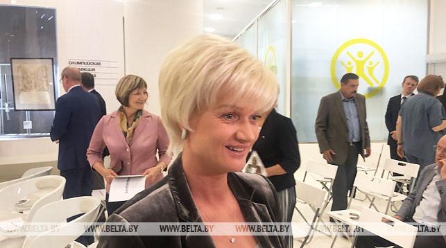 Svetlana Khorkina fala sobre os Jogos Europeus de Minsk