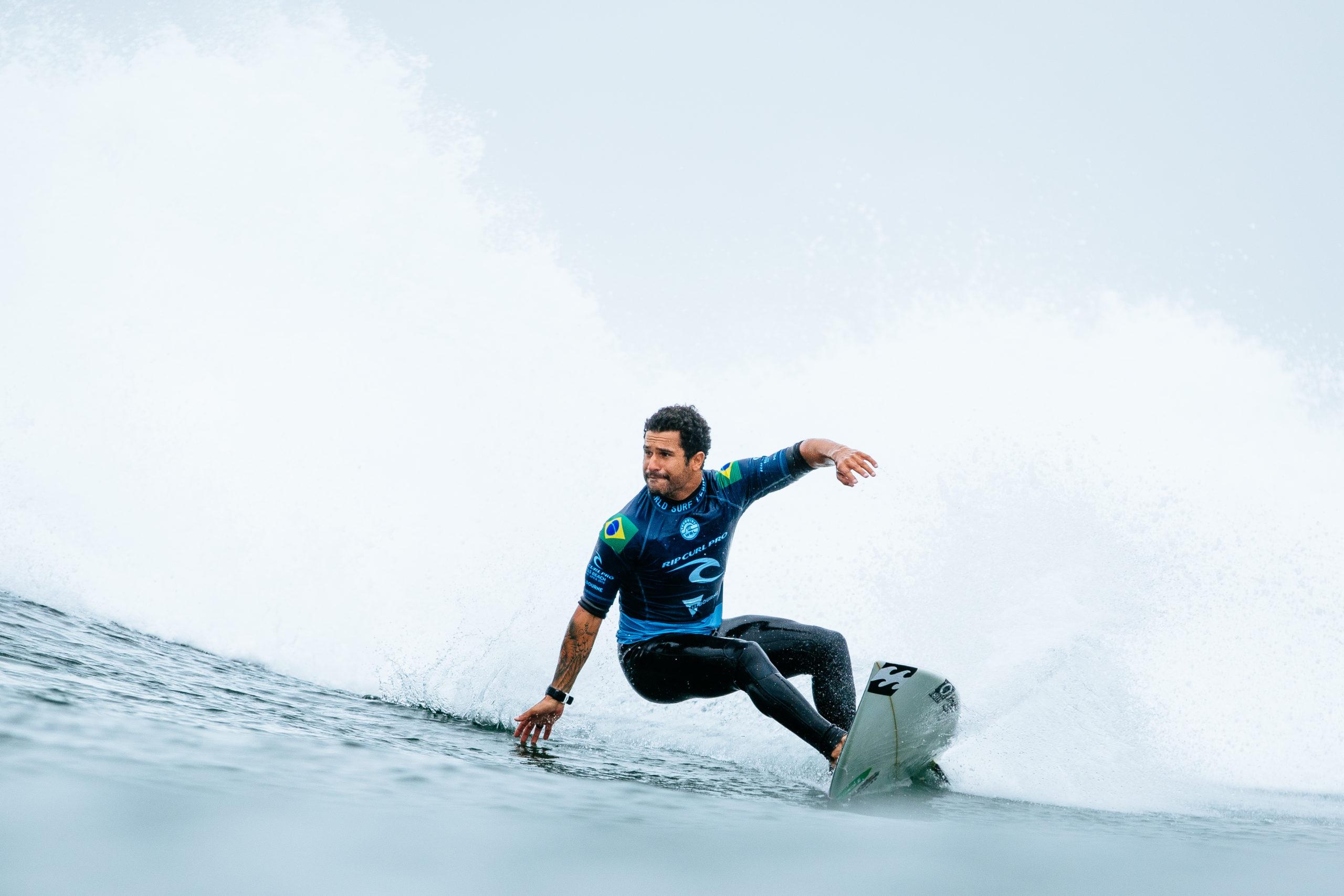 Mundial de surfe: 17 brasileiros disputam título da etapa de Saquarema
