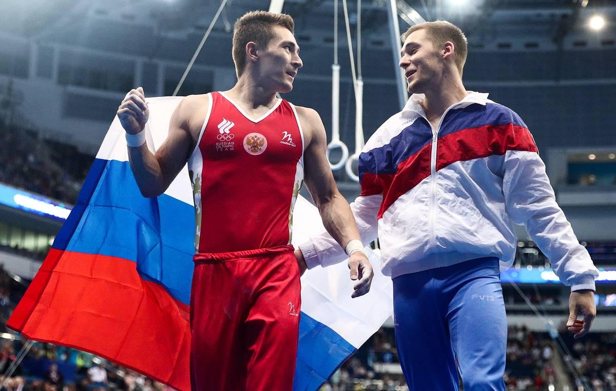 Com 22 medalhas na ginástica, Rússia mantém hegemonia em Minsk 2019
