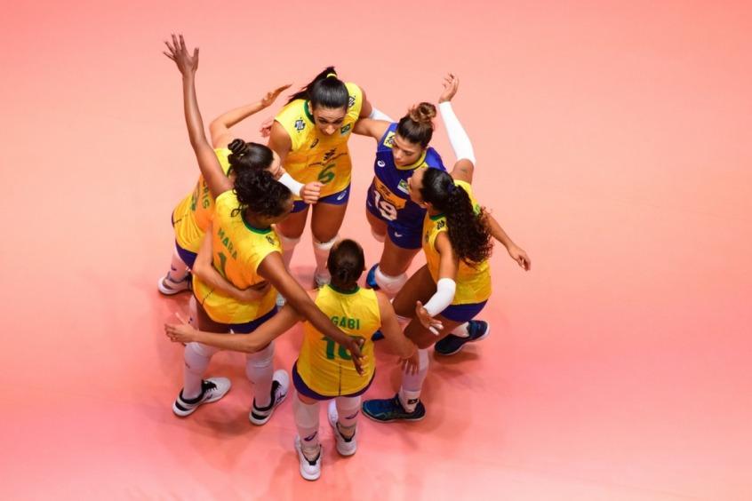 Polônia derrota o Japão e classifica o Brasil na Liga das Nações