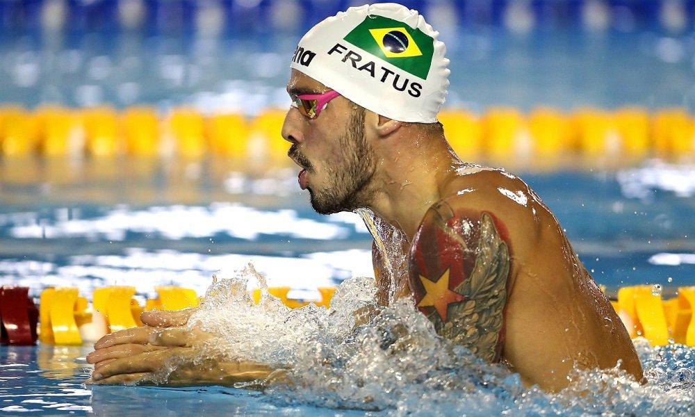 Ethiene Medeiros e Bruno Fratus são ouro em torneio na Itália