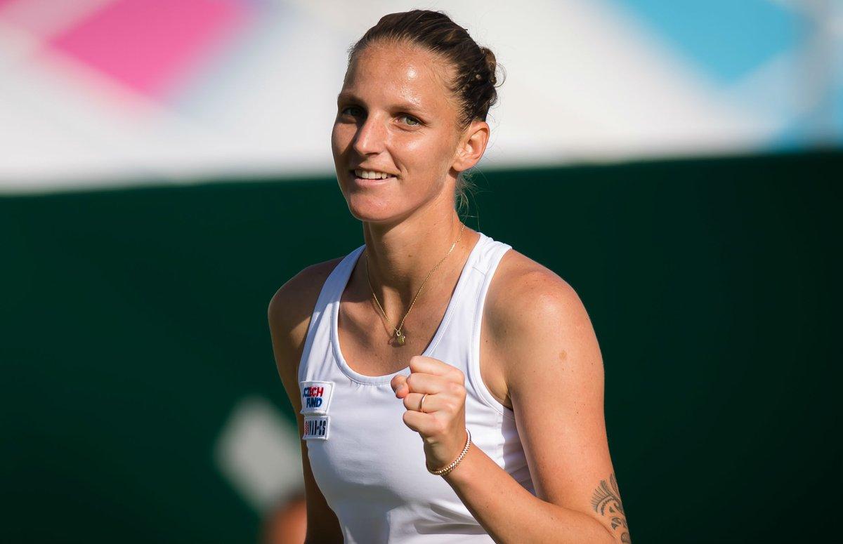 Karolina Pliskova derrota Angelique Kerber e vence em Eastbourne