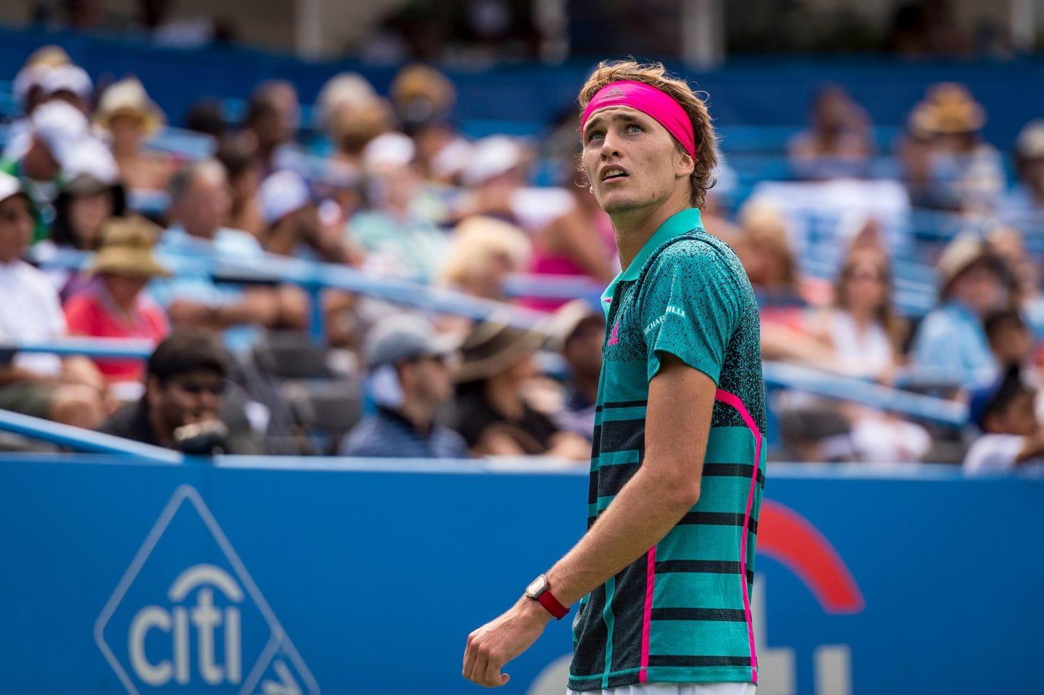 Zverev estreia com derrota no ATP de Stuttgart