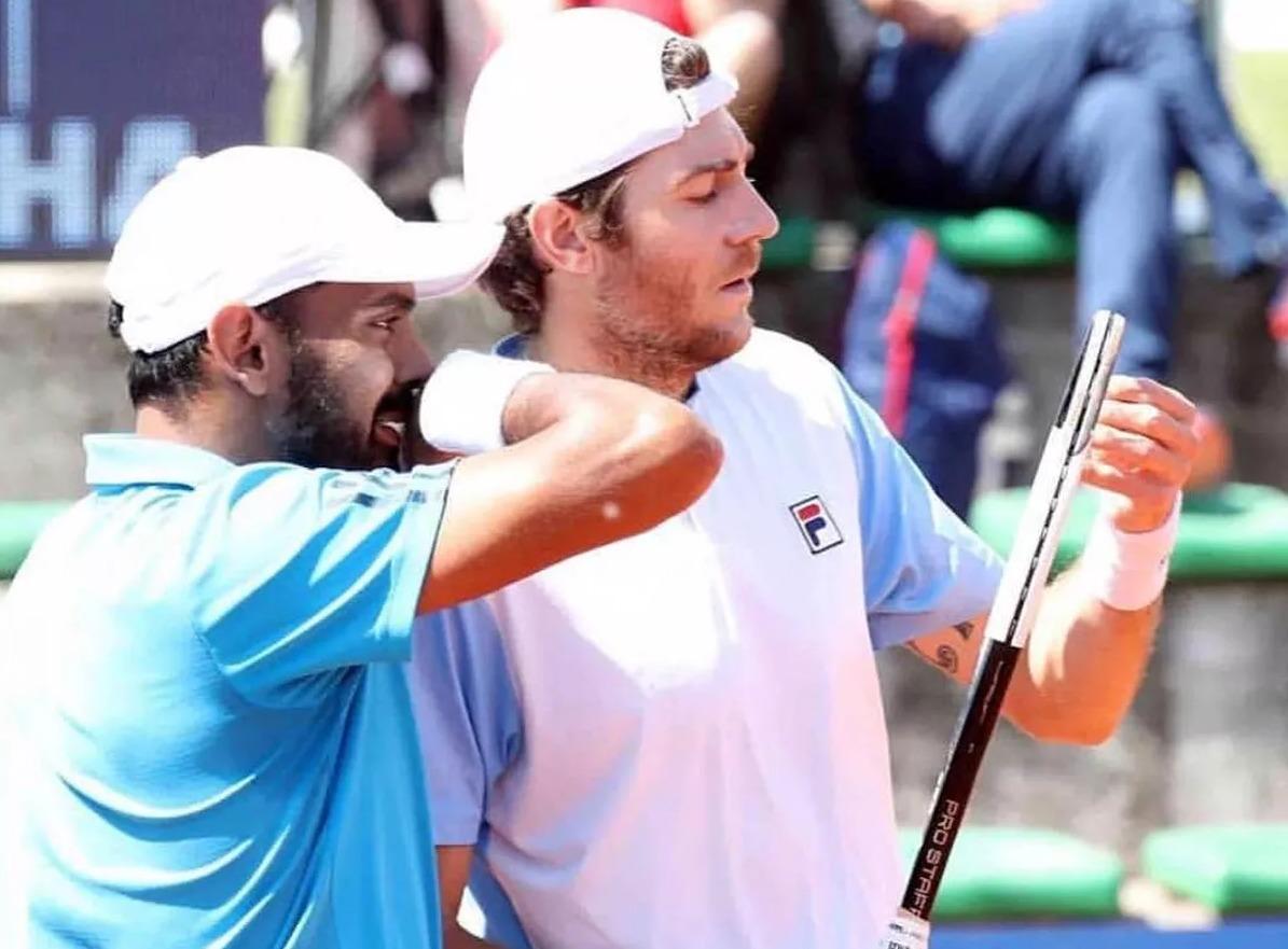 Demoliner e Sharan estreiam com vitória no ATP 250 de Antalya