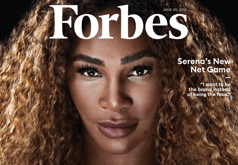 Serena Williams é a atleta feminina mais rica do mundo