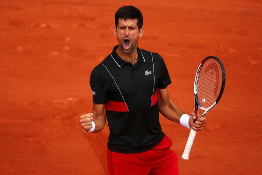 Djokovic bate Zverev e encaraThiem na busca por vaga na final de Roland Garros
