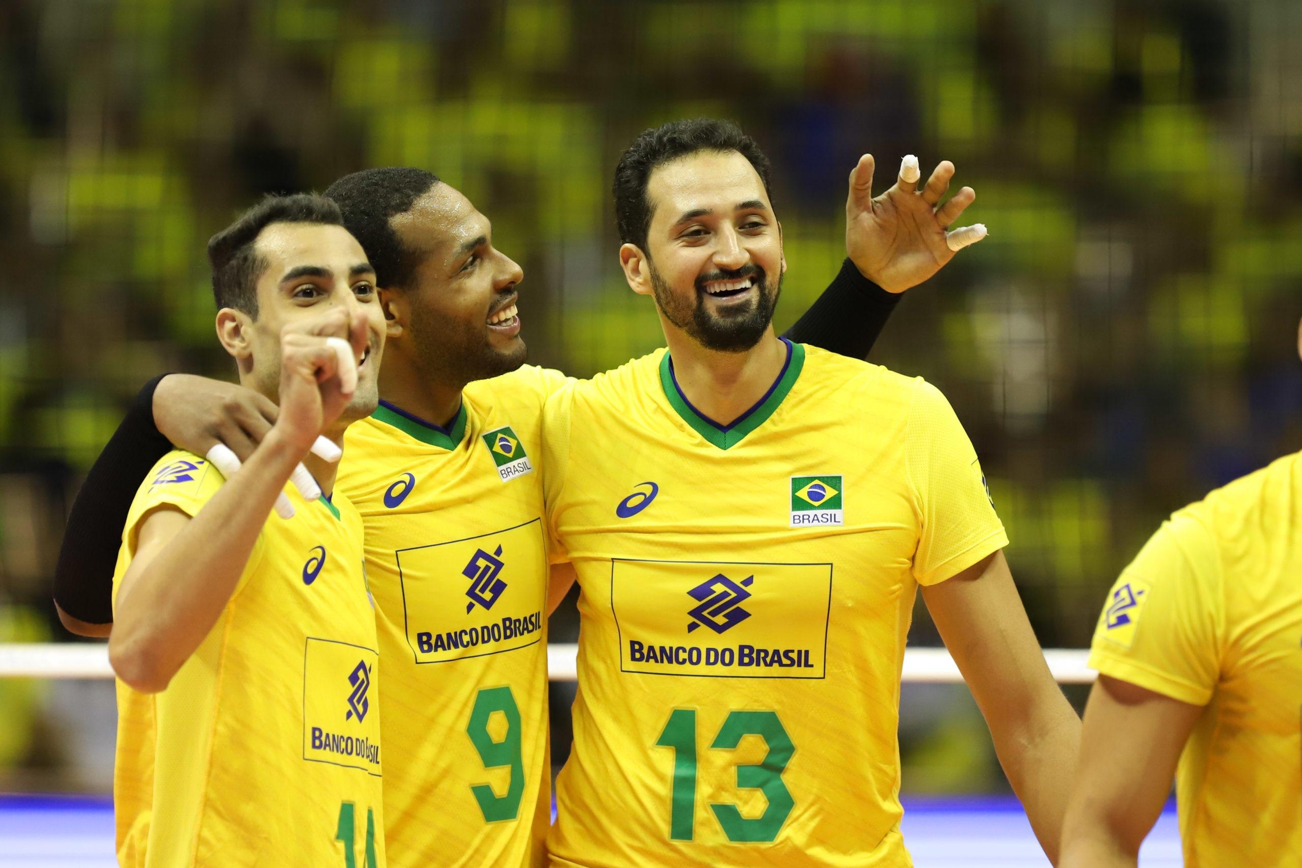Brasil vira o jogo e bate a seleção francesa pela quinta etapa da Liga das Nações