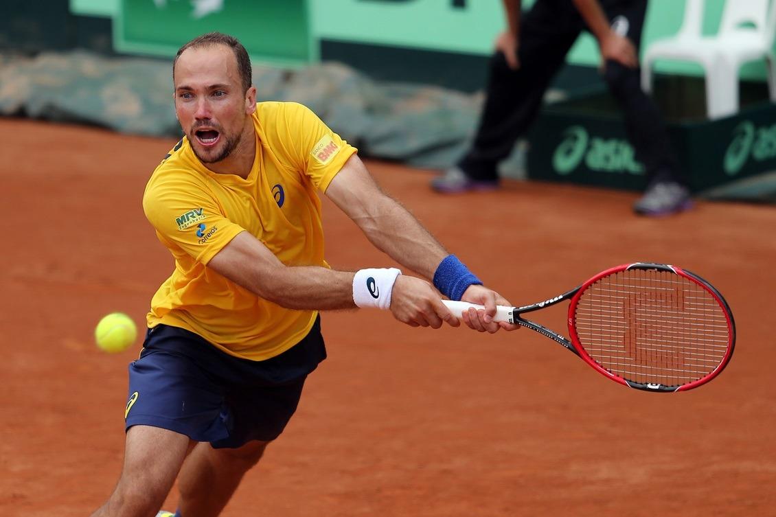 Bruno Soares estreia com vitória no ATP de Stuttgart