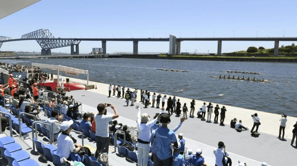 Tóquio 2020 inaugura primeira instalação olímpica