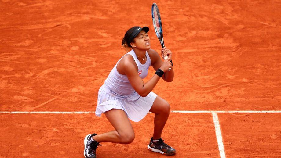 Osaka cai na terceira rodada de Roland Garros