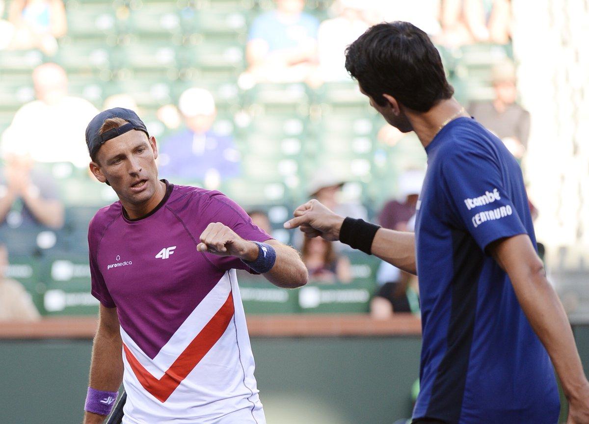 Marcelo Melo e Lukasz Kubot estreiam com vitória no ATP de Halle