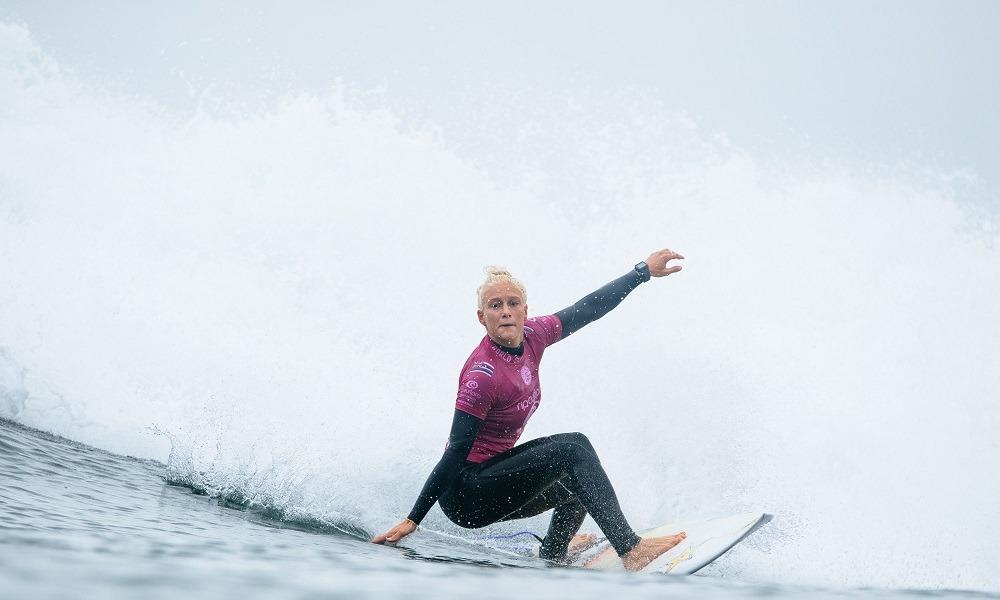 Tatiana Weston-Webb é vice-campeã em do Circuito Mundial de surfe