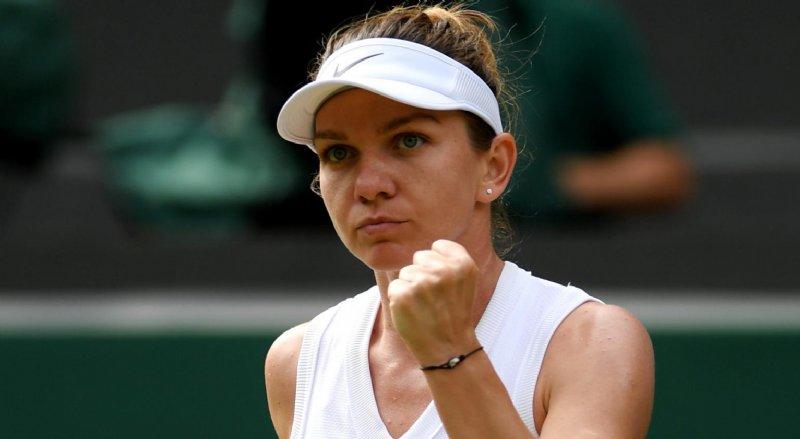 Halep atropela Azarenka em Wimbledon