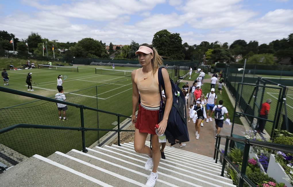 Após lesão, Maria Sharapova planeja jogar o US Open