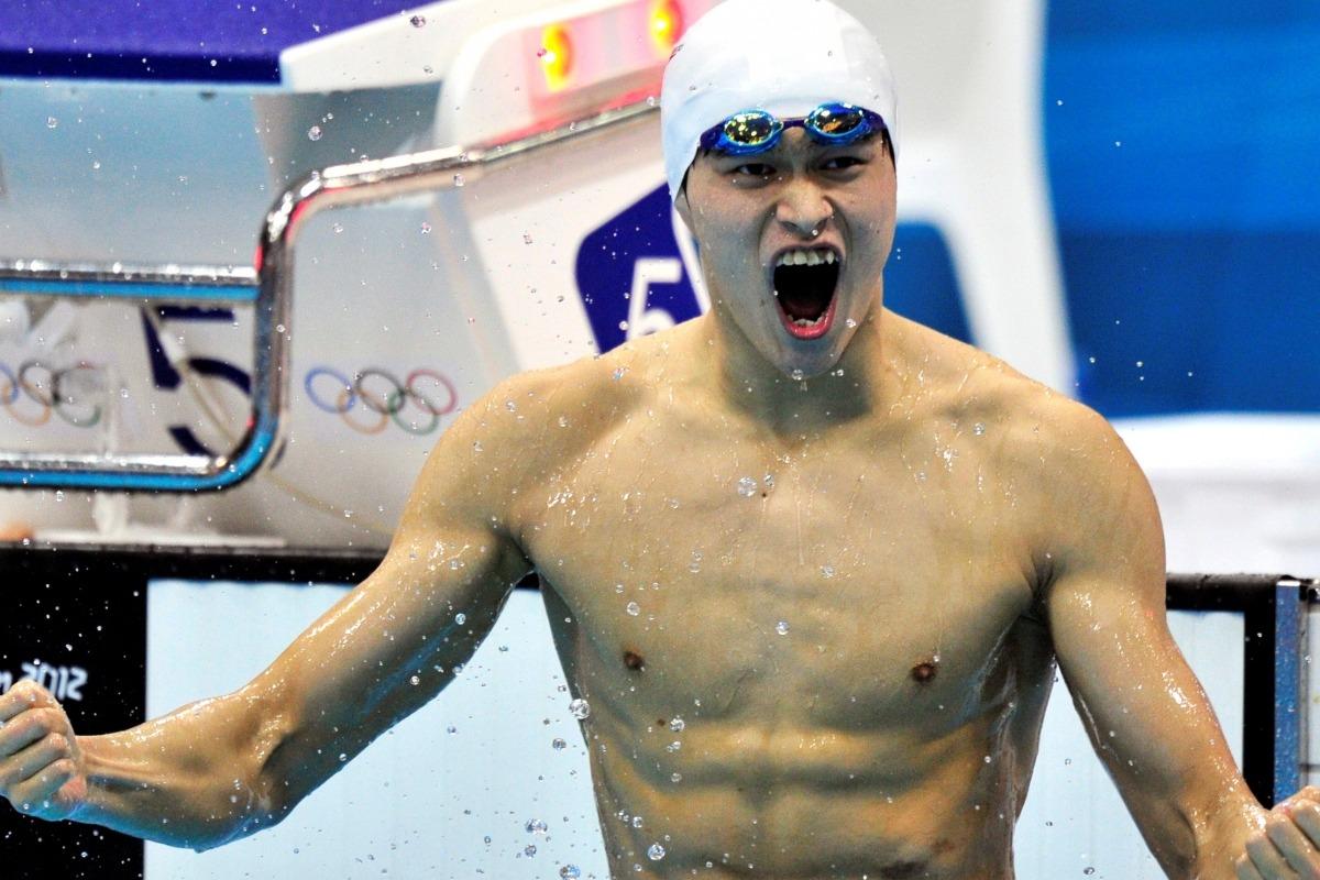Absolvido pela Fina, Sun Yang lidera a China no Mundial de Esportes Aquáticos
