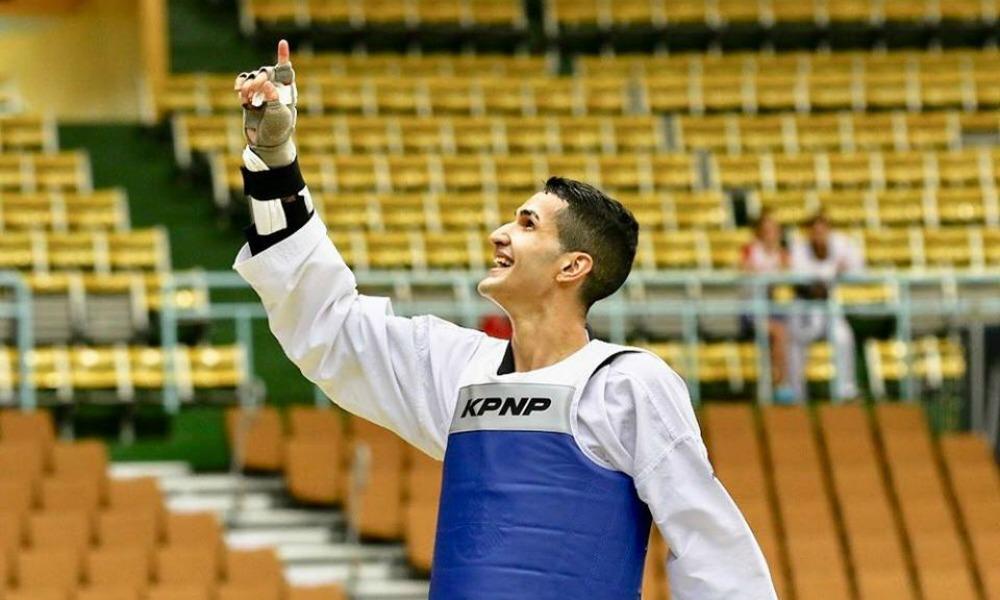 Edival Pontes derrota dominicano e leva o ouro no taekwondo em Lima