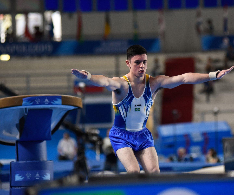 Confira os resultados do Brasil no quarto dia de competição em Nápoles