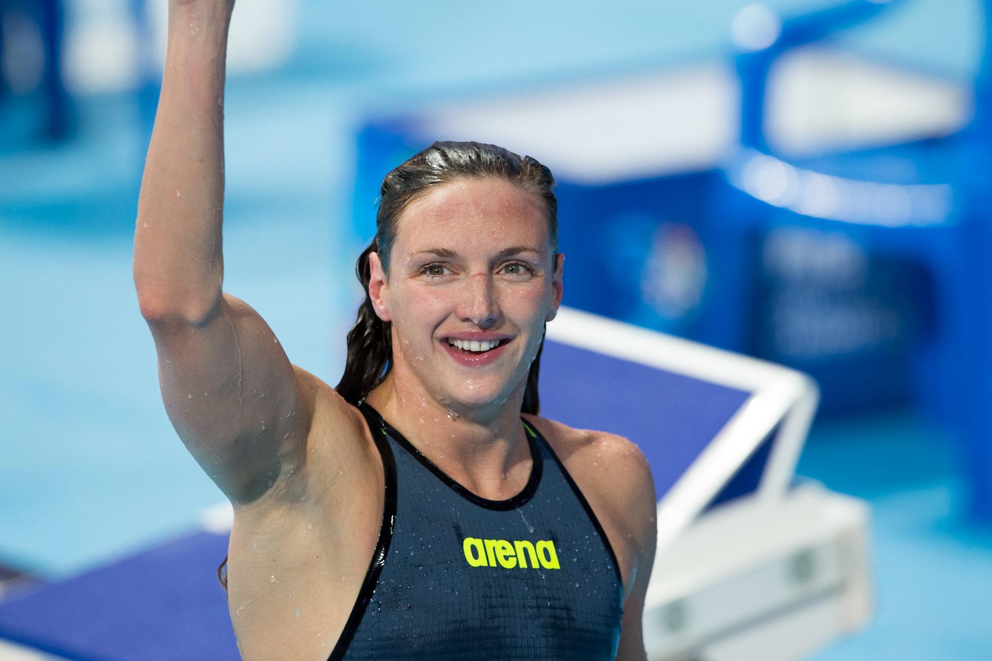 É tetra! Katinka Hosszú conquista quarto ouro Mundial nos 200 m medley