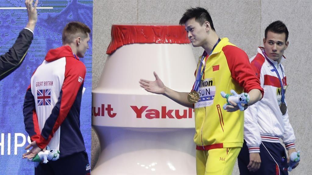 Fina acrescenta regras para evitar má conduta durante o Mundial de Gwangju