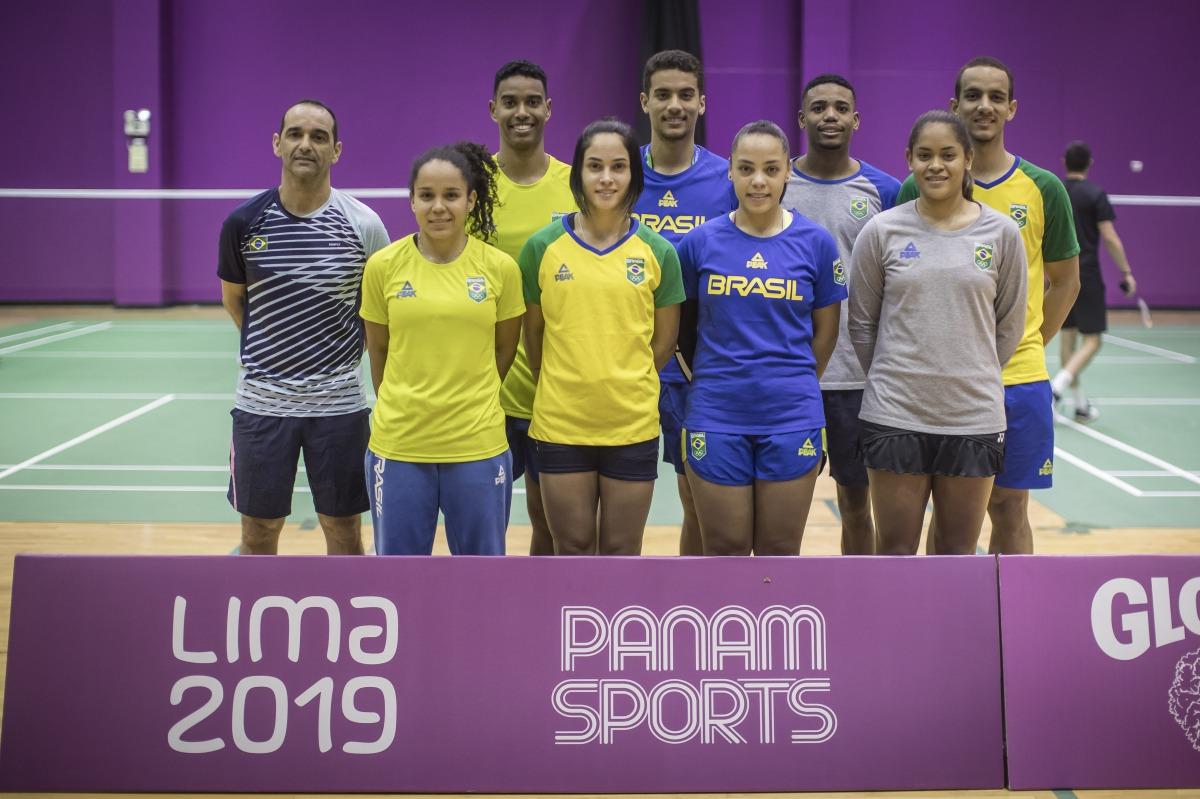 Com Ygor Coelho, badminton começa nesta segunda em Lima
