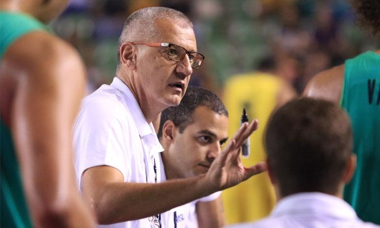 Aleksandar Petrovic convoca seleção para a Copa do Mundo de basquete