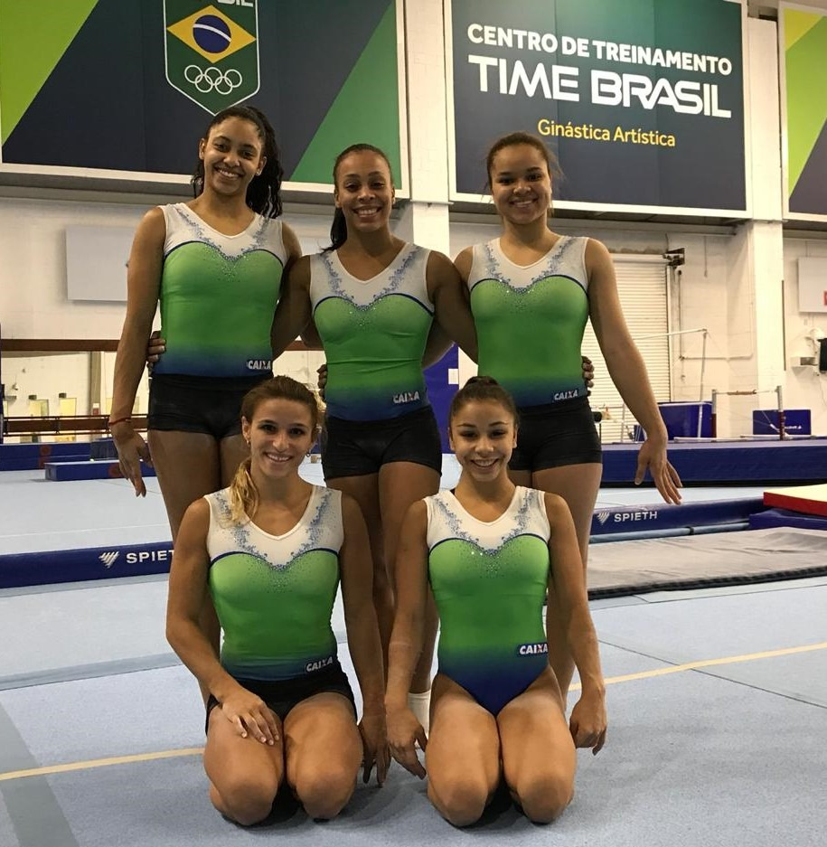 CBG anuncia seleção feminina de ginástica para o Pan de Lima