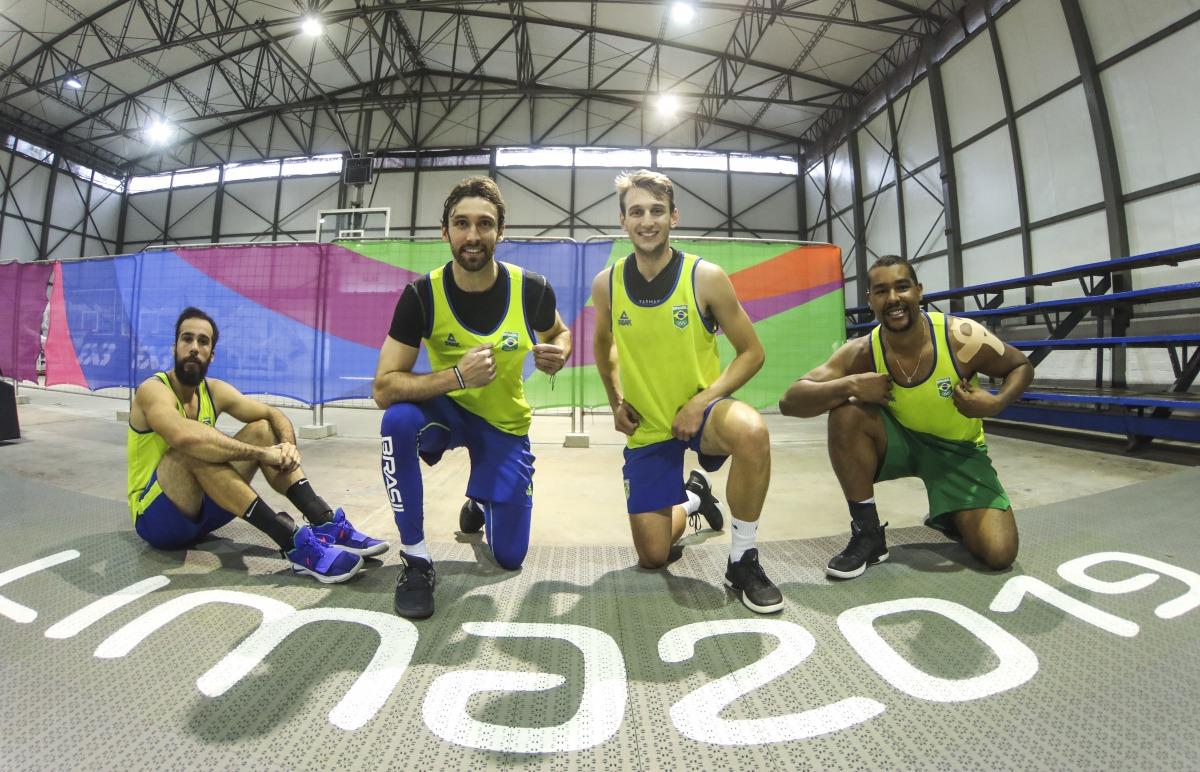 Basquete 3x3 participa pela primeira vez do Pan de olho na estreia olímpica em Tóquio