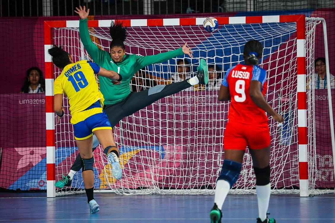 A Seleção feminina de handebol começou de forma consistente a campanha rumo à classificação para os Jogos Olímpicos de Tóquio 2020.
