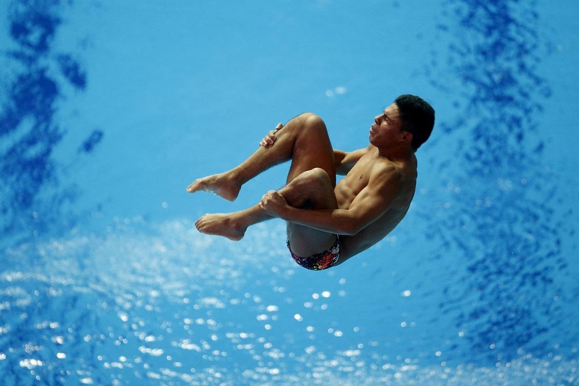 Saltos ornamentais abrem a participação do Brasil no Mundial de Esportes Aquáticos