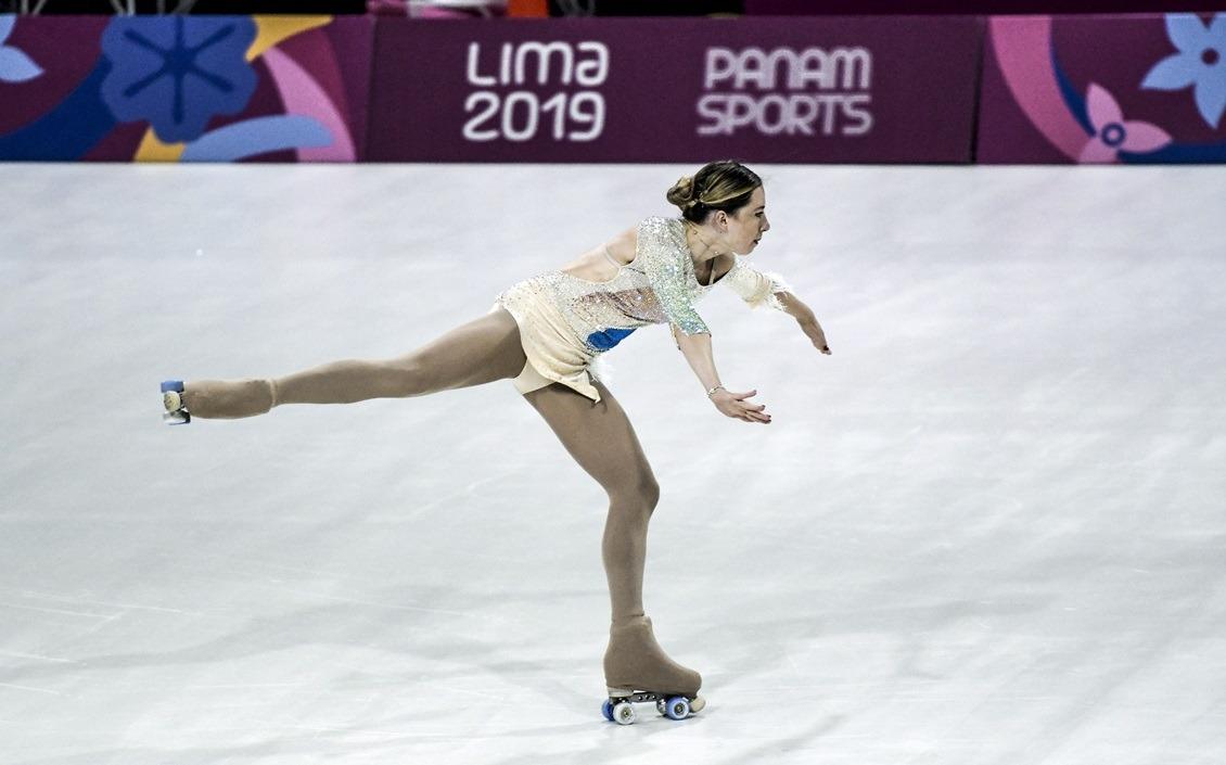 Gustavo Casado e Bruna Wurts: apostas em manter tradição de pódios da patinação