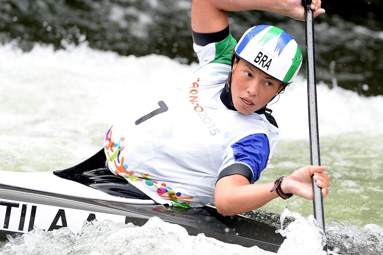 Ana Sátila é ouro no Mundial sub-23 de canoagem slalom