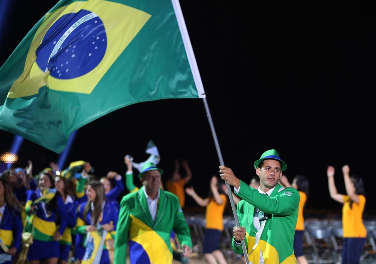 Relembre quem já foi porta-bandeira do Brasil nos Jogos Pan-Americanos