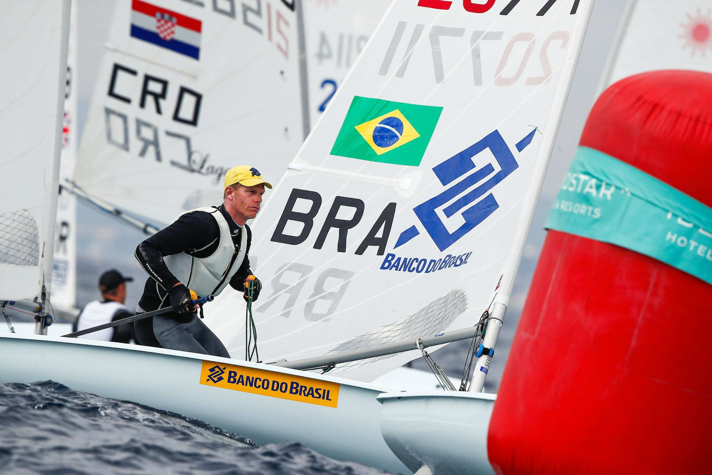 Robert Scheidt faz índice e deve ir para sétima Olimpíada