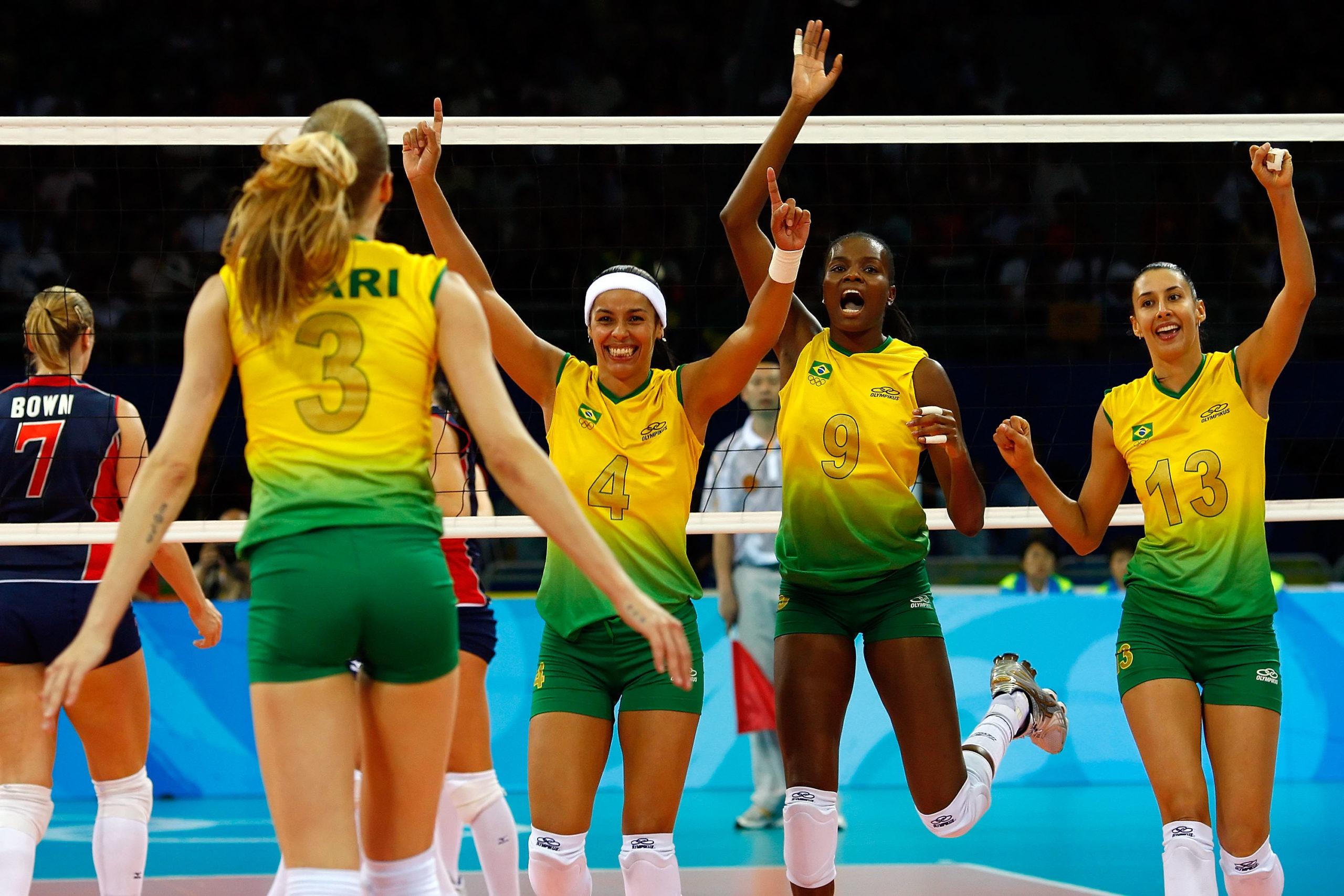 Vôlei feminino: veja o histórico olímpico das seleções classificadas para Tóquio 2020