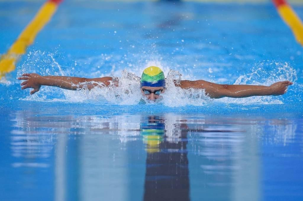 Vinicius Lanza conquista a centésima medalha do Brasil no Pan de Lima