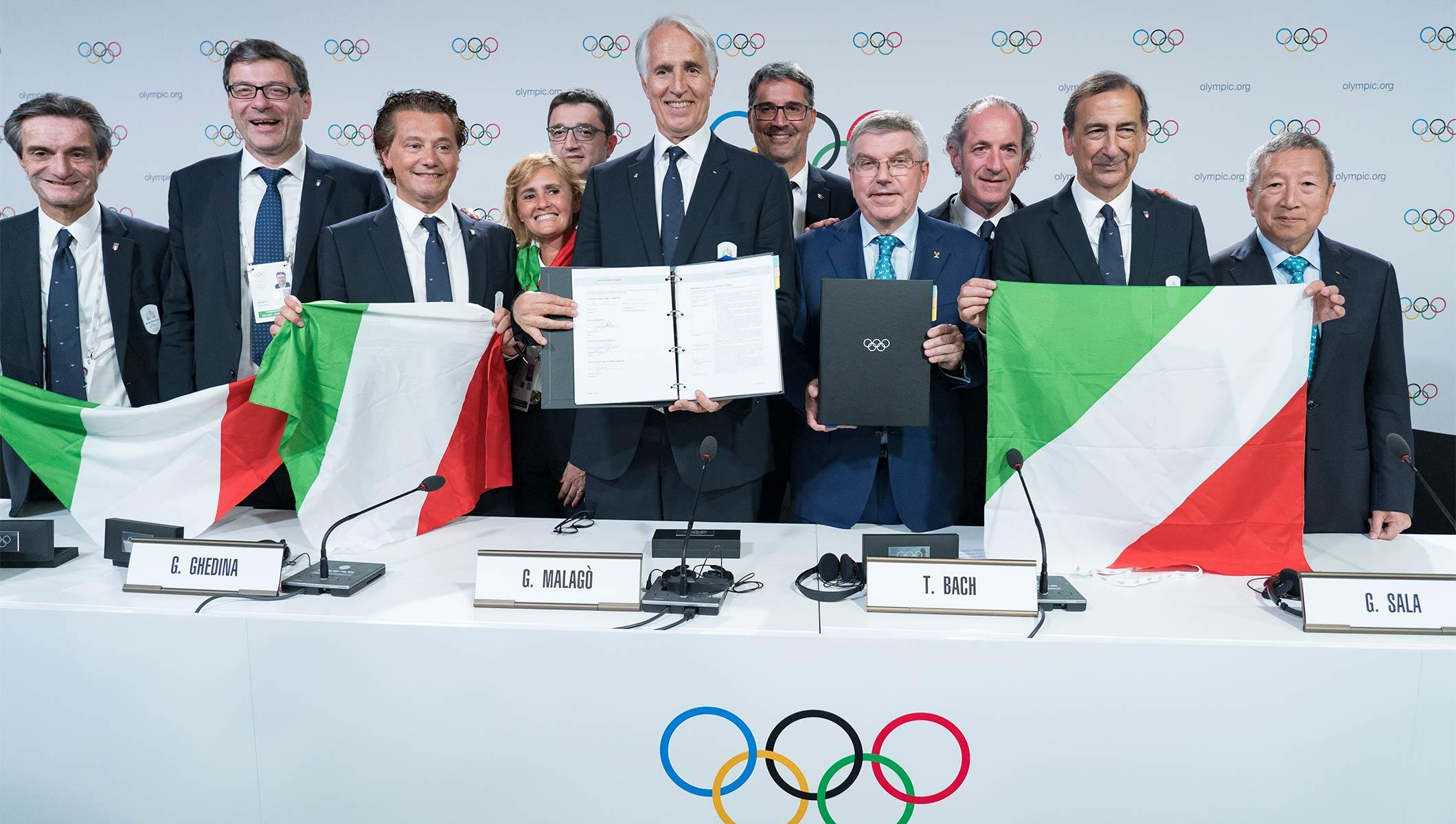 COI expressa 'sérias preocupações' sobre reformas no Comitê Olímpico da Itália