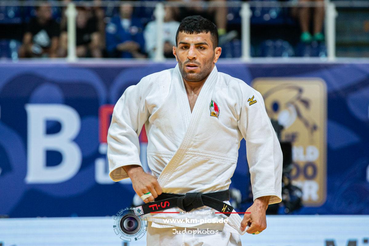 Judocas iranianos desistem do Mundial por questões políticos