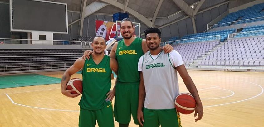 Brasil estreia no Mundial de Basquete diante da Nova Zelândia