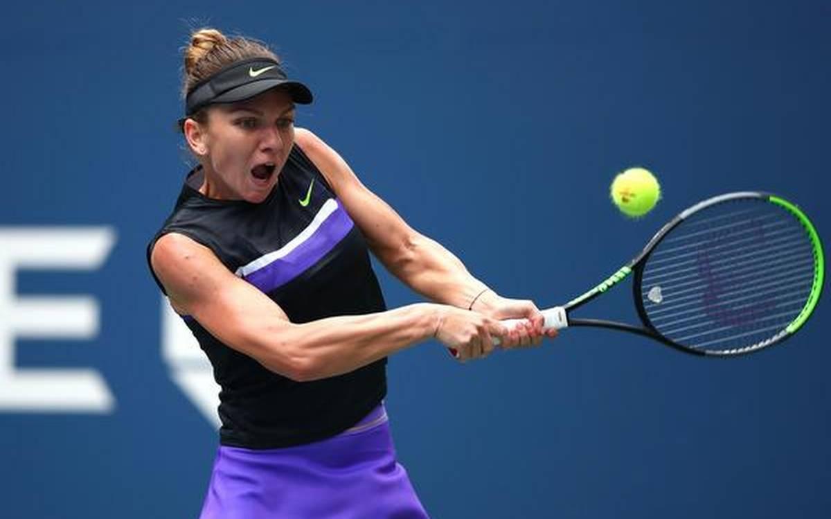 Simona Halep confirma favoritismo e avança no US Open