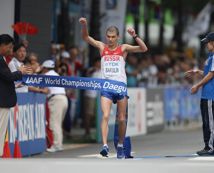 Sergey Bakulin, atleta russo, é suspenso oito anos por doping