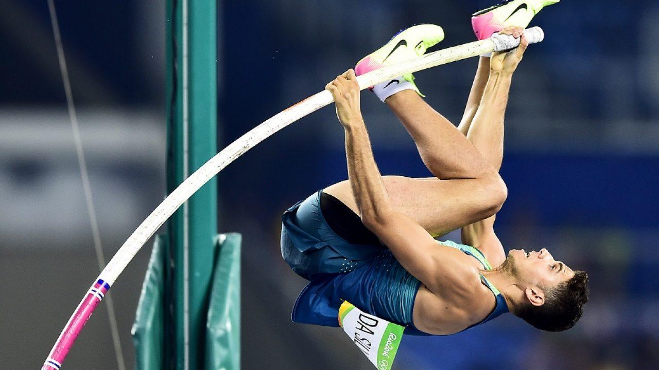 Campeão olímpico do salto com vara, Thiago Braz fica fora do pódio em Lima