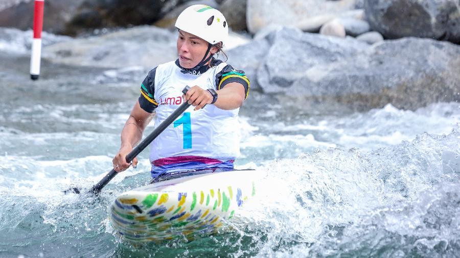 Ana Sátila e Pepê Golçalves conquistam mais dois ouros na canoagem slalom