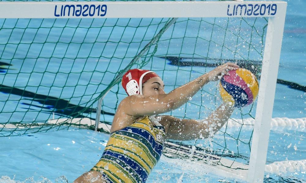 Brasil vence Cuba e fica com o bronze no polo aquático feminino