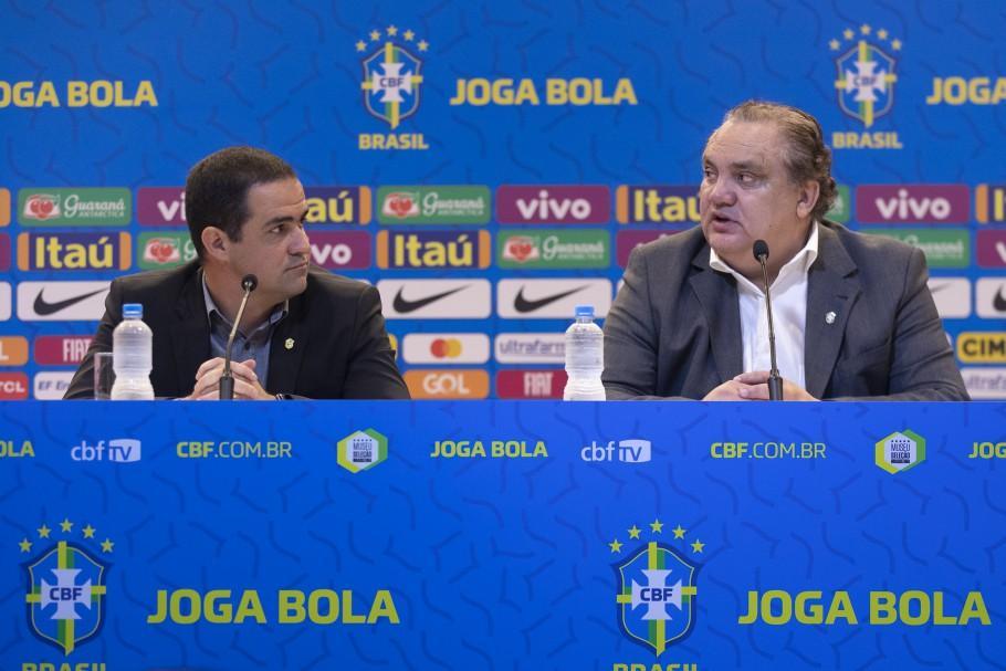 André Jardine convoca seleção olímpica de futebol para amistosos em SP